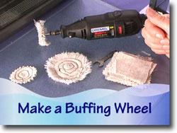 Dremel Buffing Wheels