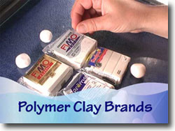 Polymer Clay Brands