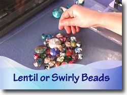 Lentil Bead Making Tutorial Video