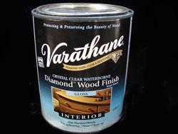 Varathane Finish for Polymer Clay