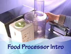 Food Processor for Polymer Clay
