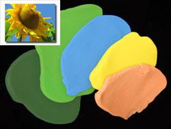 Polymer Clay Summer Palette