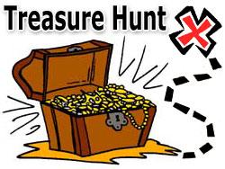 Polymer Clay Contest Treasure Hunt