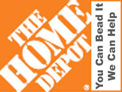 Home Depot, You Can Bead It, We Can Help