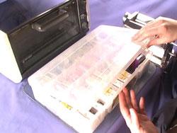 Polymer Clay Storage Box Idea