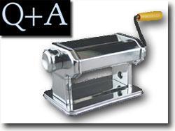 Polymer Pasta Machine