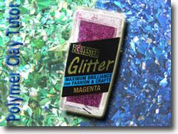 Polymer Clay Glitter