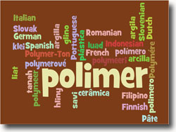 Polymer Clay In So Many Languages