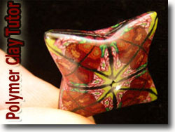 Kaleidoscope Pillow Bead