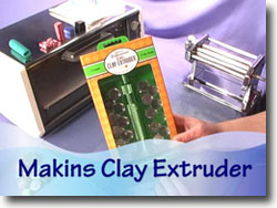 Makins Clay Extruder