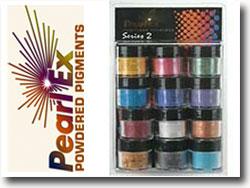 Pearl Ex Powdered Pigments