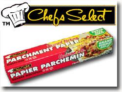 Chef Select Parchment Paper
