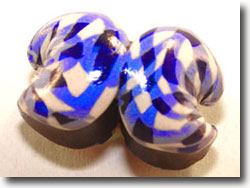DC Bead Shape Blue Gingham