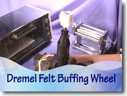 Dremel Felt Buffing Wheel