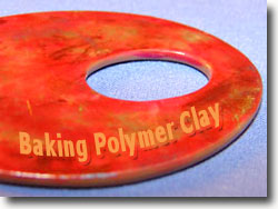 Baking Polymer Clay Properly