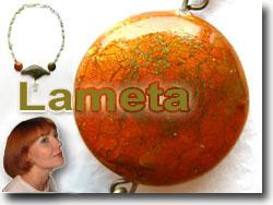 Lameta Bead Jewelry Artist From Russia