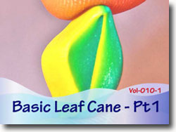 Basic Leaf Cane Tutorial Video Part1