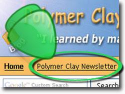 Polymer Clay Newsletter