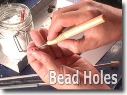 Perfect Bead Holes