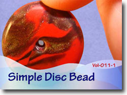 Simple Disc Bead