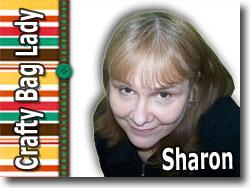 Crafty Bag Lady Sharon Shannon