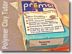 Premo Sculpey Polymer Clay
