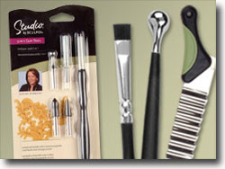 Studio by Sculpey Polymer Clay Tools