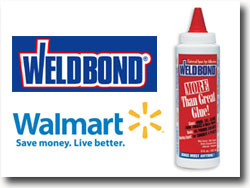 Weldbond Glue For Polymer Clay