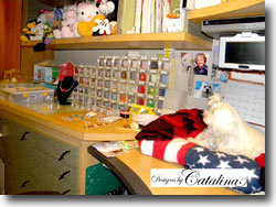 Catalina's Polymer Clay Studio Right Side View