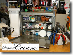 Catalina's Polymer Clay Studio Glue Box