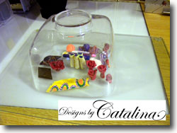 Catalina's Polymer Clay Studio In Progress
