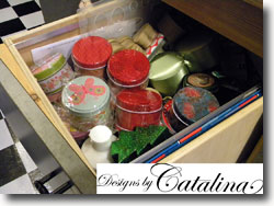 Catalina's Polymer Clay Studio Top Drawer