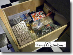 Catalina's Polymer Clay Studio Bottom Drawer