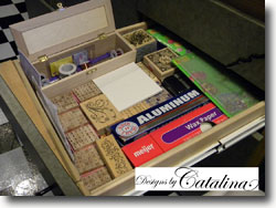 Catalina's Polymer Clay Studio Second Drawer