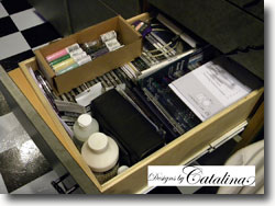 Catalina's Polymer Clay Studio Third Drawer