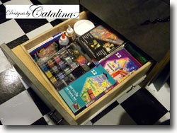 Catalina's Polymer Clay Studio Fourth Drawer