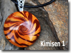 Lentil Bead Jewelry by Kimisen
