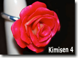 Rose Bead by Kimisen
