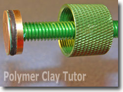 Polymer Clay Extruder