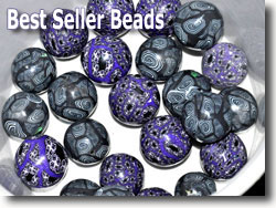 Best Seller Polymer Clay Beads by Rob Kerfoot