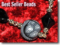 More Best Seller Polymer Clay Beads by Rob Kerfoot