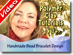 Happy Accidents Polymer Clay Tutorial Video