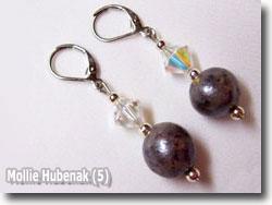 Polymer Clay Keepsake Earrings Mollie Hubenack
