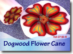 Dogwood Flower Cane
