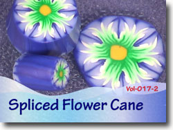 Spliced Flower Cane