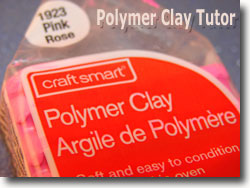 CraftSmart Polymer Clay Michaels Brand