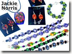 Polymer Clay Jewelry by Jackie Norris