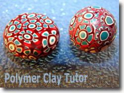 Extruder Flower Mod Cane Beads