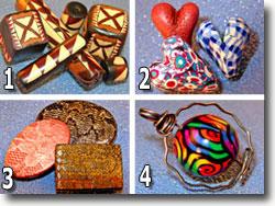 Polymer Clay Library Tutorials Vol-020