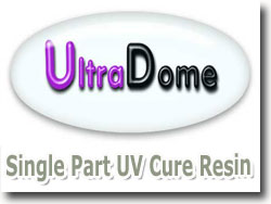 Ultradome UV Cure Epoxy Resin